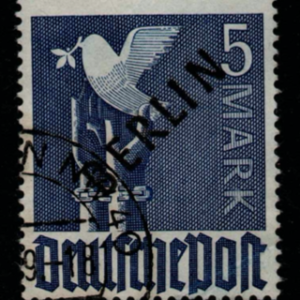 Berlin, SG B20, Expertised, Fine Used,