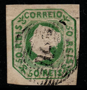 Portugal, SG 6, with Certificate, Fine Used,