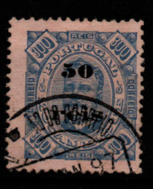 Portuguese Colony, Mozambique, SG 82, Fine Used,