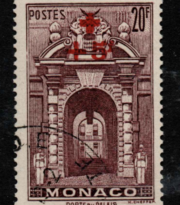 Monaco Stamps, SG 228, fine used stamps,