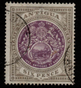 Antigua SG 36 Fine Used Stamps, Antigua Fine Used Stamps,