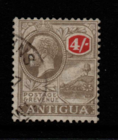Antigua SG 80 Fine Used Stamps, Antigua Fine Used Stamps,