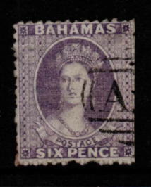 Bahamas SG 30 Fine Used Stamps, Bahamas Fine Used Stamps