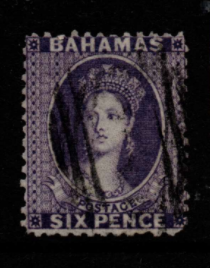 Bahamas SG 32 Fine Used Stamps, Bahamas Fine Used Stamps