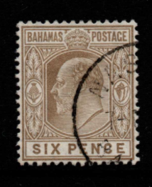 Bahamas SG 74 Fine Used Stamps, Bahamas Fine Used Stamps