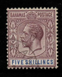 Bahamas SG 880 Fine Used Stamps, Bahamas Fine Used Stamps