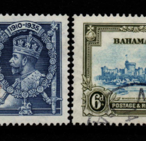 Bahamas SG 141-144 Fine Used Stamps, Bahamas Fine Used Stamps