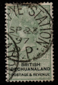 Bechuanaland SG 18 Fine Used