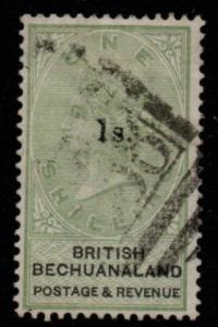 Bechuanaland SG 28 Fine Used
