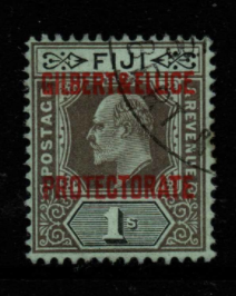 Gilbert and Ellice Islands SG 7 fine used