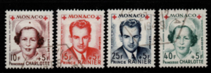 Monaco singles from MS408 fine used