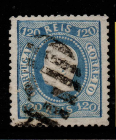 Portugal SG 66 fine used