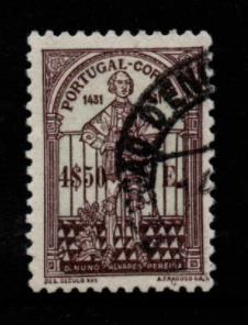 Portugal SG 864 fine used