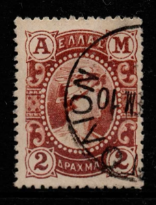 Greece SG 182 fine used