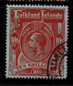 Falkland Islands SG 68 fine used
