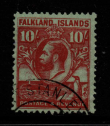 Falkland Islands SG 125 fine used