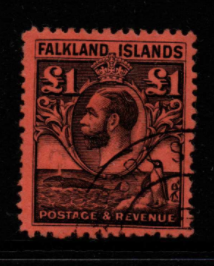 Falkland Islands SG 126 fine used