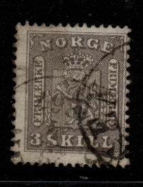 Norway SG 13 fine used