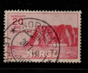 Norway SG 224 fine used