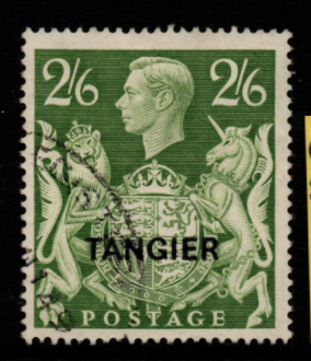 Morocco Agencies-Tangier SG 273 fine used