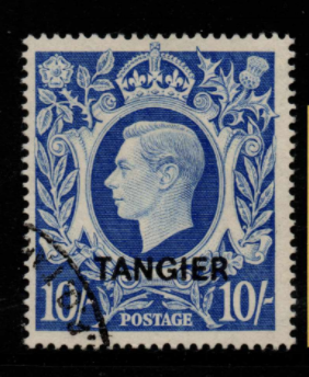 Morocco Agencies-Tangier SG 275 fine used