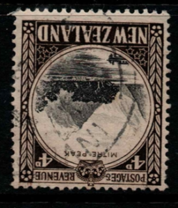 New Zealand SG 583dw inverted watermark fine used